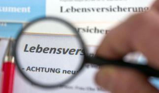 Zinsberechnung von Lebensversicherungen:BGH weist Klage ab (Foto)