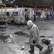 Krisengipfel mit Merkel und Putin soll Ukraine-Krise lösen (Foto)
