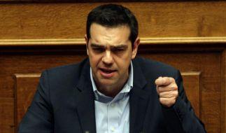 Euro-Partner verlangen von Griechenland Einhalten von Regeln (Foto)