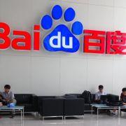 Chinas Suchgigant Baidu bleibt hinter Erwartungen (Foto)