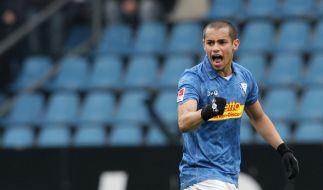 In der 2. Liga kickteMimoun Azaouagh für den VfL Bochum. (Foto)