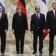Waffenruhe für Ukraine vereinbart (Foto)