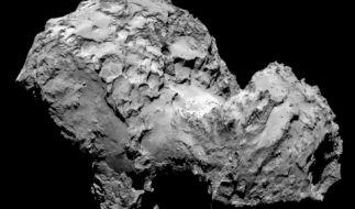 Raumsonde «Rosetta»kommt Komet «Tschuri» ganz nahe (Foto)