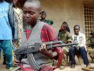 250 000 Kindersoldaten weltweit (Foto)