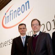 Infineon-Aktionäre besorgt über Kaufpreis für US-Rivalen (Foto)
