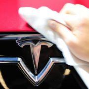 Tesla enttäuscht Anleger: Noch mehr Verlust und Lieferprobleme (Foto)