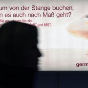 Streikende Piloten lassen Flüge von Germanwings ausfallen (Foto)