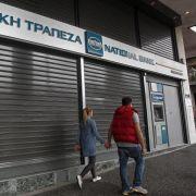 Medien: EZB erhöht Notkredit-Rahmen für griechische Banken (Foto)