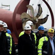 Gabriel genehmigt neues U-Boot-Geschäft mit Ägypten (Foto)