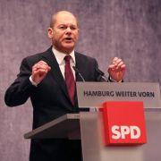Umfrage: SPD in Hamburg legt weiter zu (Foto)