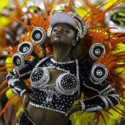 So sexy ist der Karneval in Rio