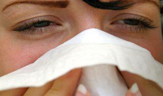 Bis zum 10. Februar hat es seit Beginn der diesjährigen Saison insgesamt fast 11.000 bestätigte Grippefälle in Deutschland gegeben. (Foto)