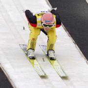 Skiflug-Weltcup in Vikersund: Severin Freund nutzt seine Chance (Foto)