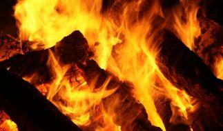 Die Kinder mussten qualvoll verbrennen. (Foto)
