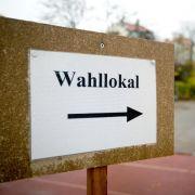 Bericht: CDU und CSU für Öffnung der Wahllokale bis 20 Uhr (Foto)
