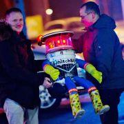 Roboter «hitchBOT»: Von Neuschwanstein nach Köln (Foto)