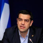 Tsipras: Schwierige Verhandlungen mit Geldgebern (Foto)