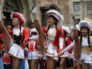 Im vergangengen Jahr herrschte beim Karnevalsumzug in Braunschweig noch närrisches Treiben. Nun wurde der diesjährige Umzug abgesagt. (Foto)