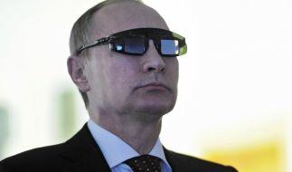 Wladimir Putin hat viele Feinde. Einige trachten ihm nach dem Leben. (Foto)