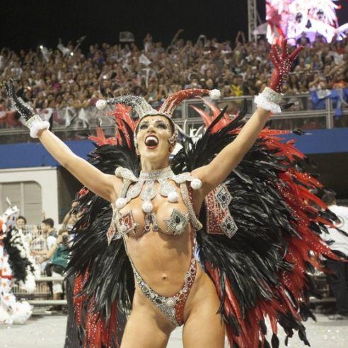 Ramba-Samba! So schrill und sexy ist Karneval in Brasilien (Foto)