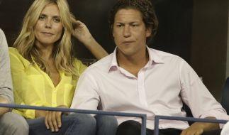 Heidi Klum und Vito Schnabel sind seit einem Jahr ein Paar. (Foto)