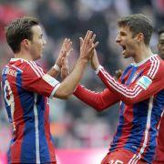 FC Bayern München erhält sich Viertelfinal-Chance (Foto)