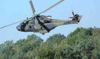 8,7 Milliarden Euro: Hubschrauber-Geschäft teurer als erwartet (Foto)