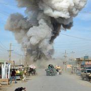 Rekordstand bei zivilen Opfern im Afghanistan-Krieg (Foto)