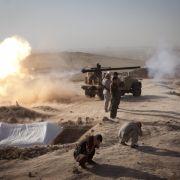 ISIS verbrennt Zivilisten und weidet Opfer aus (Foto)