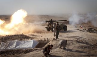 Der IS-Terror im Irak geht unvermindert weiter. (Foto)