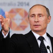 Erwischt! Putin hat sich unters Messer gelegt (Foto)