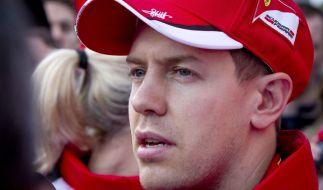Sebastian Vettel tritt bei Ferrari in die großen Fußstapfen von Michael Schumacher. (Foto)