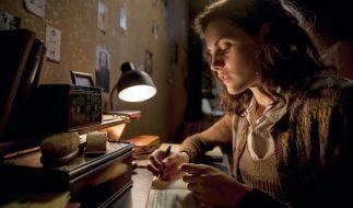 Anne Frank (Mala Emde). (Foto)