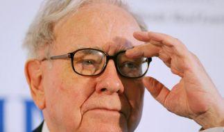 US-Starinvestor Buffett hat es auf deutsche Familienunternehmen abgesehen. (Foto)