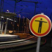 GDL-Streik bei der Bahn: Müssen Pendler am Wochenende bangen? (Foto)