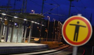 Die GDL hat einen neuen Streik bei der Deutschen Bahn angekündigt. Schon am Freitag, 20.02.2015, könnte es losgehen. (Foto)