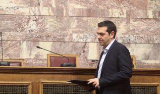 Griechenland will Eurogruppe Hilfsantrag vorlegen (Foto)