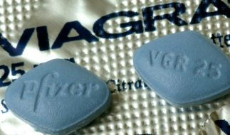 US-Militär hilft Soldaten mit Viagra aus. (Foto)