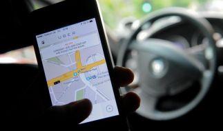 Uber weitet Finanzierungsrunde um weitere Milliarde Dollar aus (Foto)
