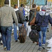 Bayern lässt Einführung von Grenzkontrollen prüfen (Foto)