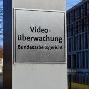 Bundesarbeitsgericht setzt Grenzen für Mitarbeiter-Überwachung (Foto)