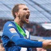 Wolfsburg auf Achtelfinalkurs - 2:0 gegen Sporting Lissabon (Foto)
