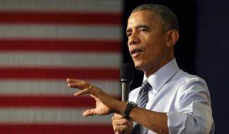Obama: Religionsfreiheit wichtig im Kampf gegen Terrorismus (Foto)