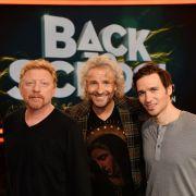 Gottschalk bittet Boris Becker zum Klassentreffen (Foto)