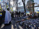 Ukraine gedenkt der Toten vom Maidan (Foto)