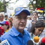 Venezuelas Präsident geht gegen die Opposition vor (Foto)