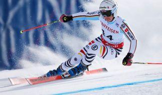In Maribor rechnet der deutsche Alpindirektor Wolfgang Maier nun mit einem Spitzenresultat von Viktoria Rebensburg. (Foto)