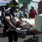 Dutzende Verletzte bei Gasexplosion in Honduras (Foto)