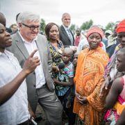 Steinmeier sieht Deutschland in Afrika stärker in Pflicht (Foto)