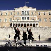 Trotz Einigung im Schuldenstreit mit Athen noch Stolpersteine (Foto)